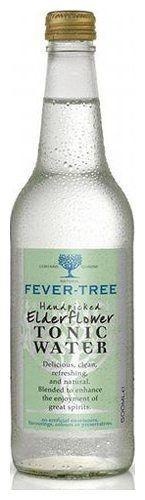 Fever-Tree Tonic Elderflower 0,5 L
