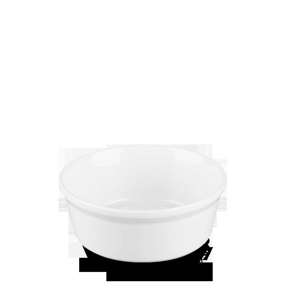 White Cookware Round Pie Dish 13,5 cm | APS Glass & Bar Supply