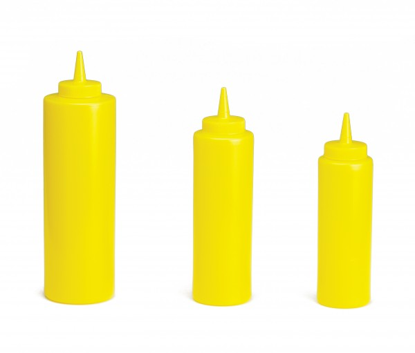 Squeeze bottle Mustard 355 ml