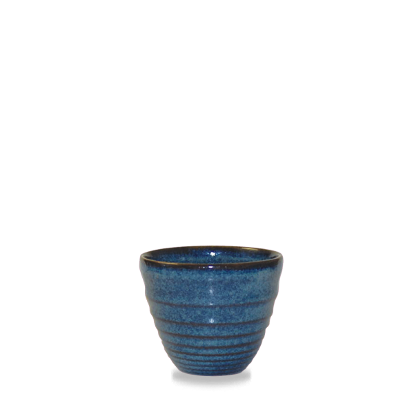 Sapphire Ripple Dipper Pot 4Oz 12/box