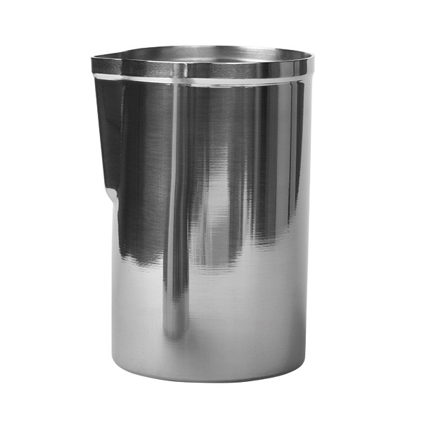 Mr Slim Mixing Cup 580 ml stainless steel H12,4 * Ø 8,8 cm