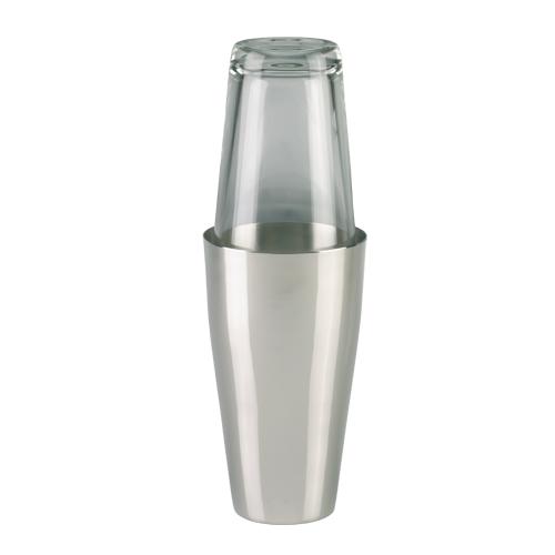 Bostonshaker Set polished 850 ml