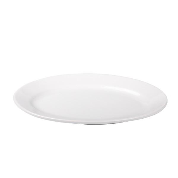Oval Rim Platter Ø 26,5 cm 12/box
