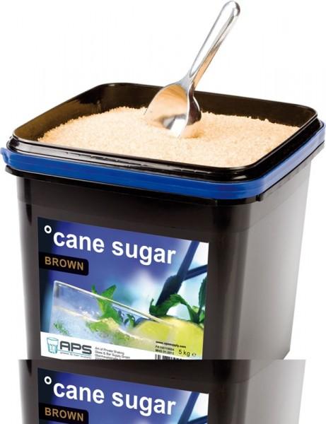 Cane Sugar Brown 5 kg service box