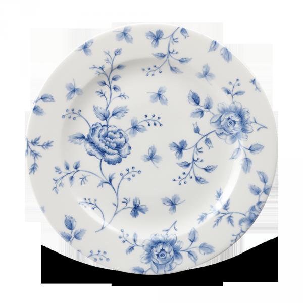 "Rose Chintz Prague Profile Plate 10.875"" 6/box"