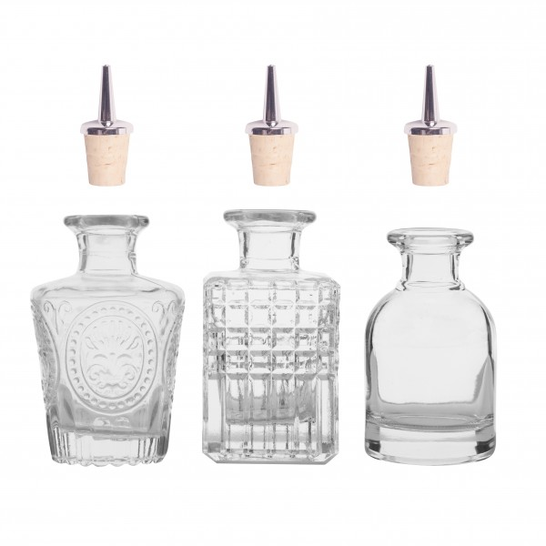 Ronin Bar Collection Dash Bottle Set Craft Line