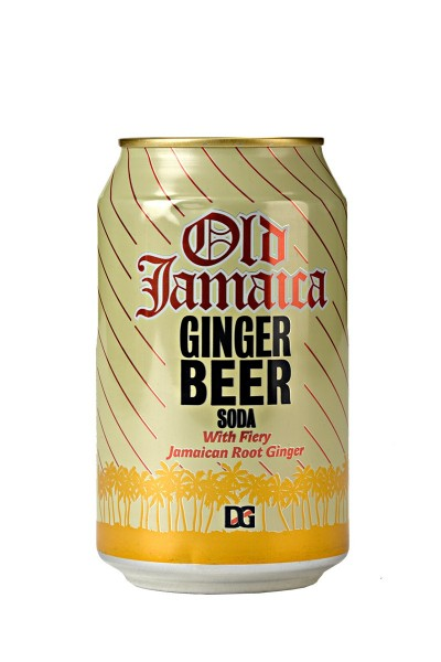 Old Jamaica Ginger Beer 330 ml 24/box