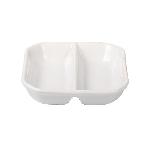 Spice Dish with Division 9 cm 36/box