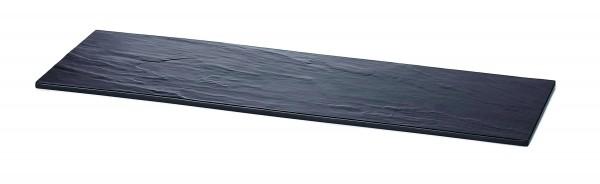 Frostone rectangular display tray 53x17cm