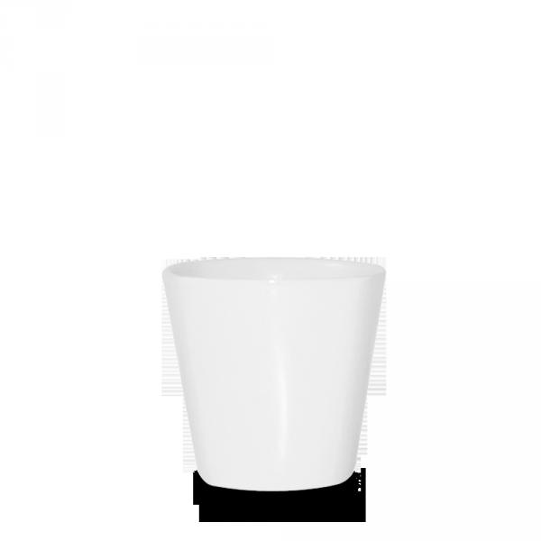 White Bit On The Side Chip Mug 16Oz 12/box
