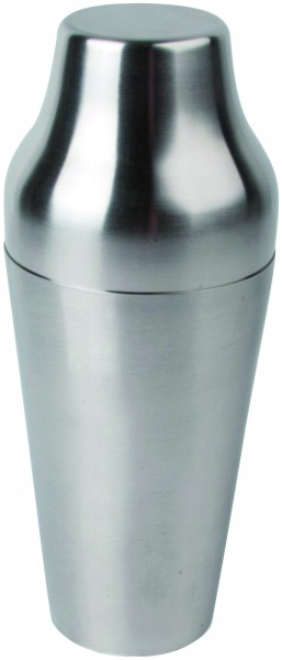 Cocktail Shaker 2 pcs brushed
