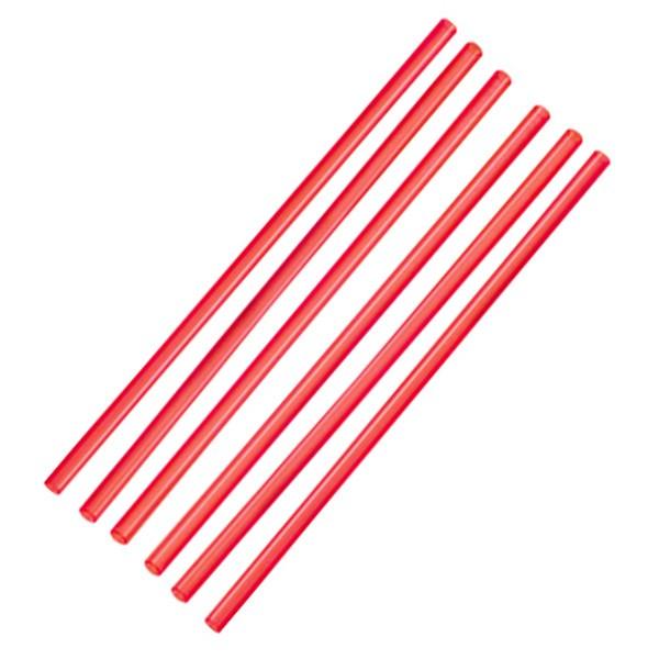 Straw Stirrer Red