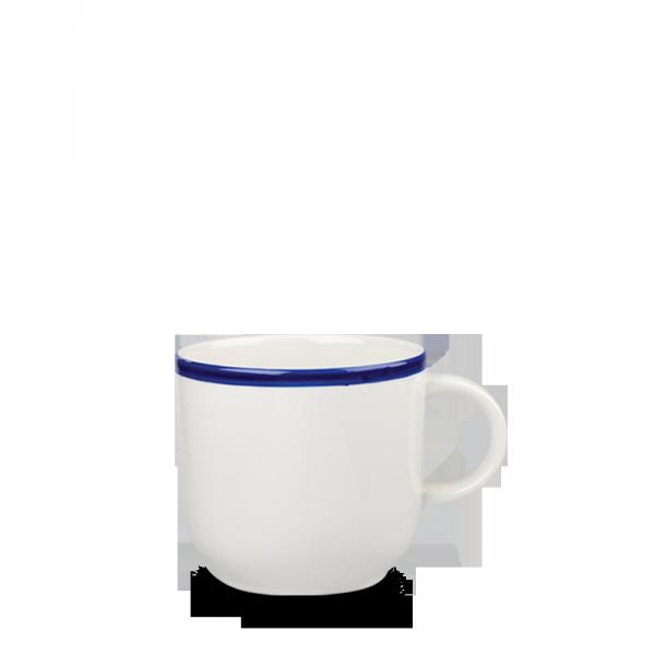 Retro Blue Mug 20Oz 6/box
