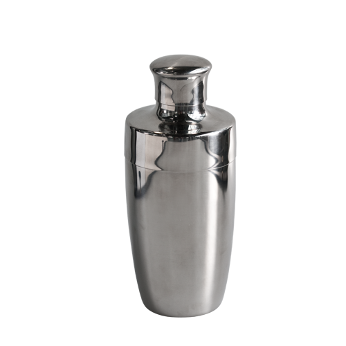 3pcs Cocktail Shaker Stainless Steel polished