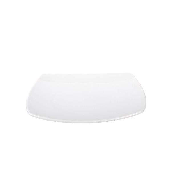 Square Coupe Plate 20,5*20,5 cm 12/box