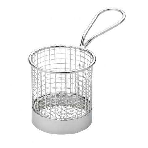 Round Service Basket 7,5 cm