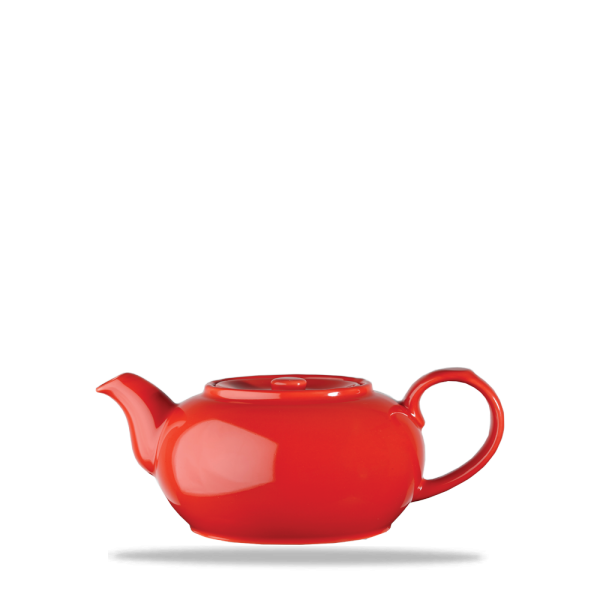 Red Nova Teapot 28Oz 4/box