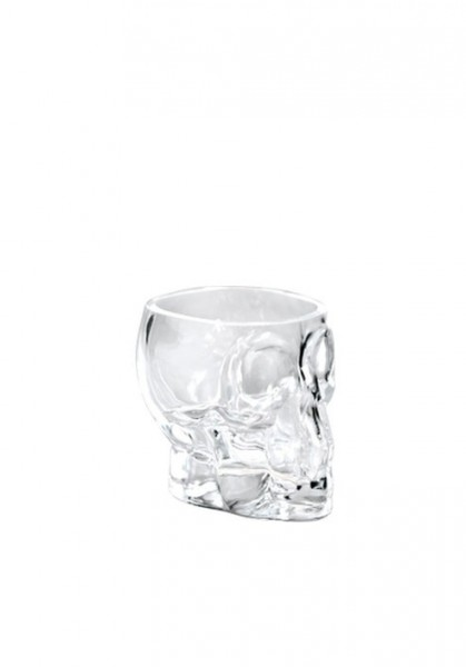 Tiki Glass Skull shotglas 90 ml