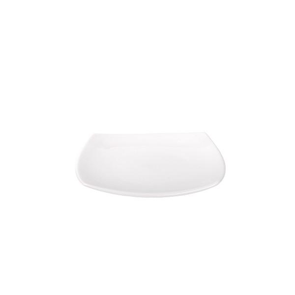 Square Coupe Plate 16*16 cm 12/box