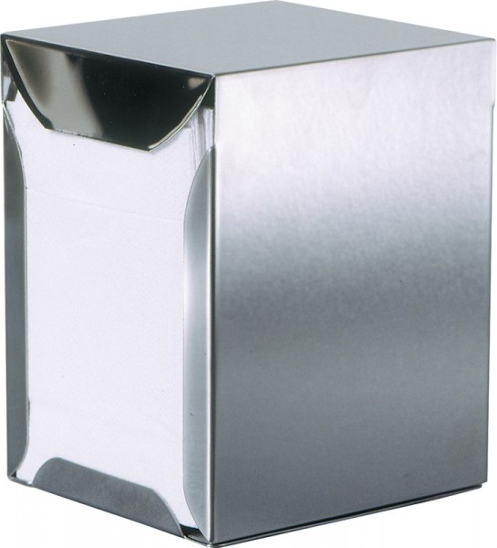 Napkin Dispenser stainless steel