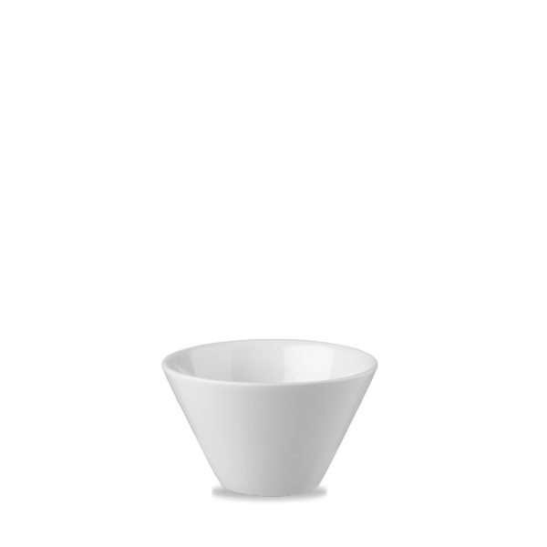 White Zest Snack Bowl 6.5Oz 12/box