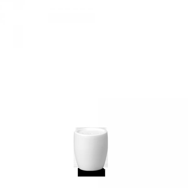 White Compact Pepper Box 12