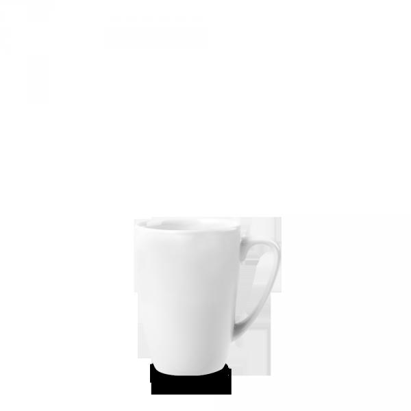 White Profile Mug 12Oz 12/box
