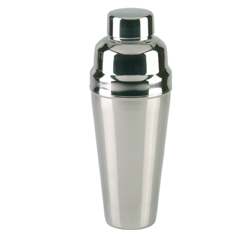 Cocktailshaker polished 3 pcs 950 ml