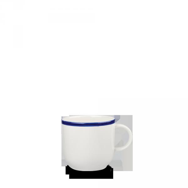 Retro Blue Cup 10Oz 12/box