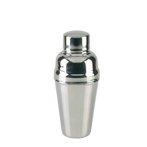 Cocktailshaker polished 3 pcs 625 ml