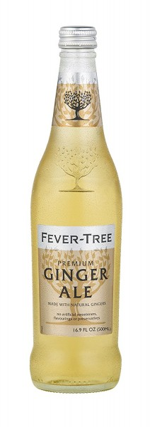 Fever-Tree Ginger Ale 0,5 L 8/box