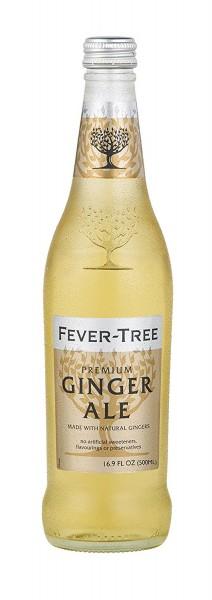 Fever-Tree Ginger Ale 0,5 L