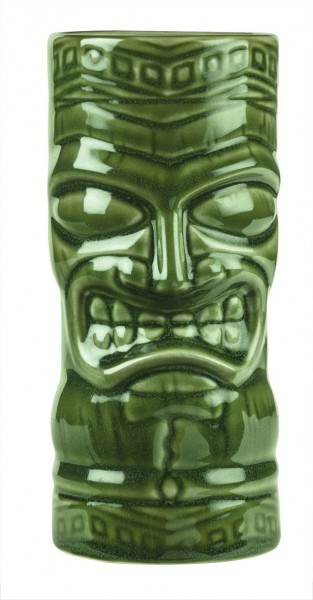 Tiki Tumbler green 591 ml