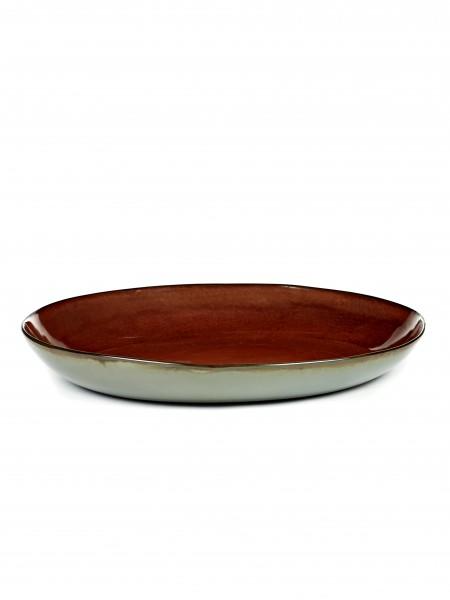 Anita Le Grelle - Terres De Reves - Plate Xl D35,5 H8