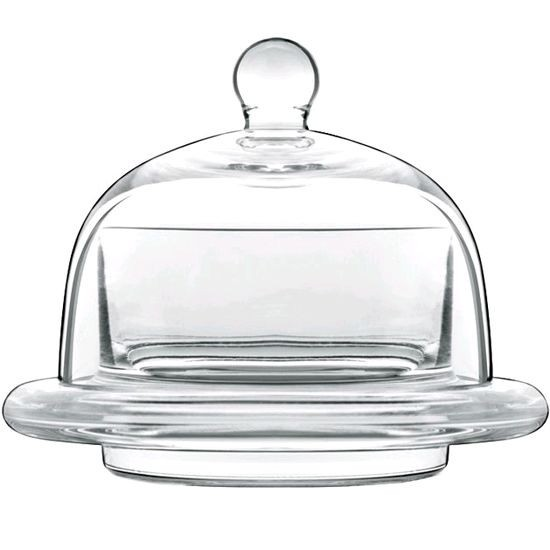 Luigi Bormioli X-small Serving plate with dome
