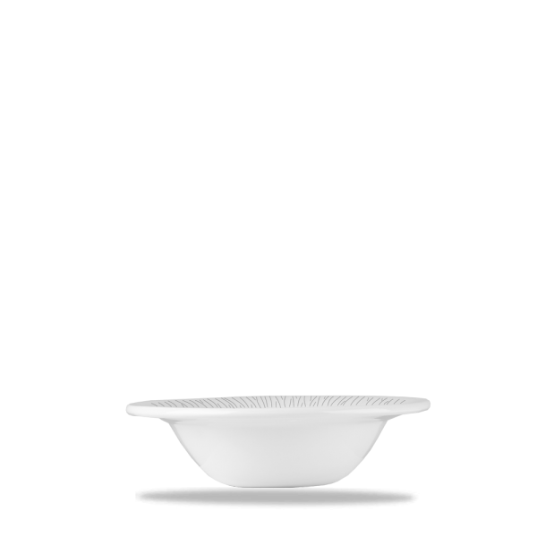 "Bamboo Oatmeal Bowl 6 5/8"" Box 12"