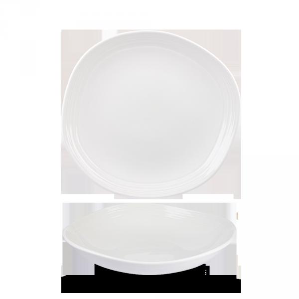 "White Round Discover Bowl 9 7/8"" Box 12"