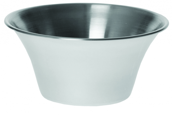 Sauce cups, stainless steel, 180 ml