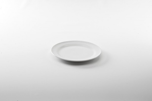 ROUND FLAT PLATE - 20 cm