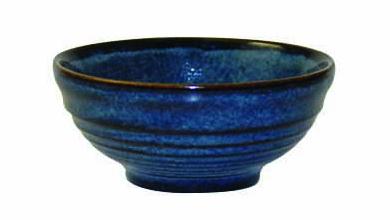 Sapphire Ripple Snack Bowl 6Oz 12/box