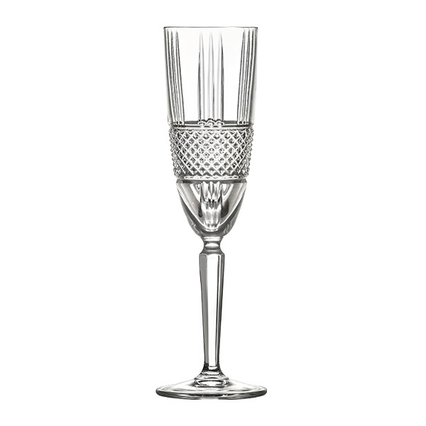Brillante by Jackie Champagne Flute