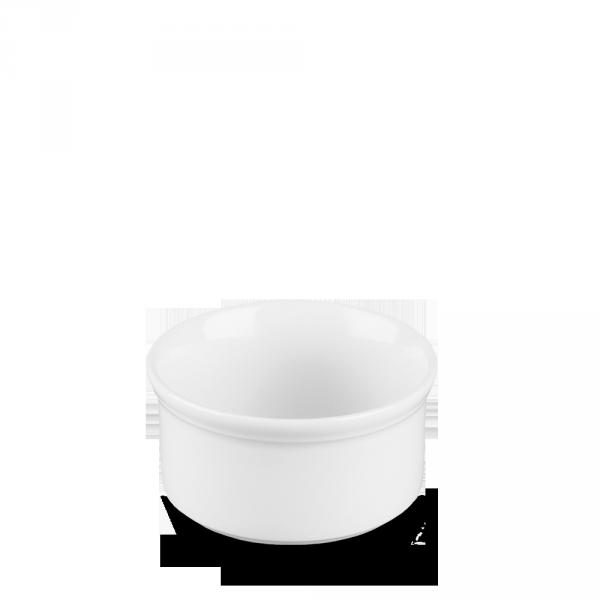 "White Cookware Ramekin Small 2.75"" 24/box"