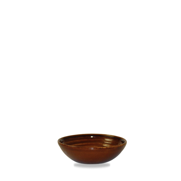 Cinnamon Ripple Dip Dish 5Oz 12/box