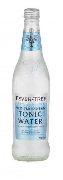 Fever-Tree Tonic Mediterranean 0,5L 8/tree