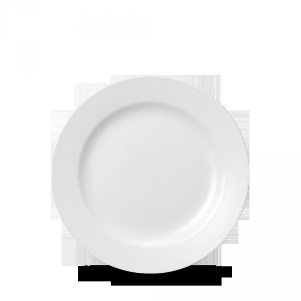 "White Classic Plate 6.5"" 24/box"