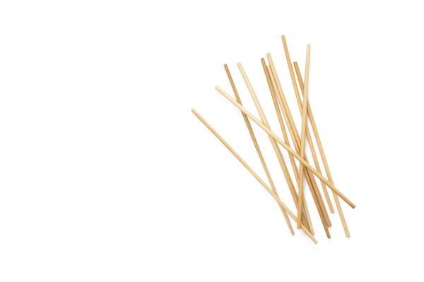 Straw by Straw 15 cm - 500 stuks