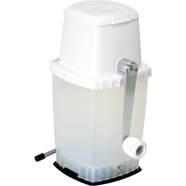 Ice Crusher with vacuum base