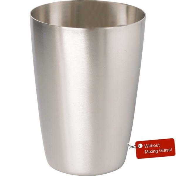 Double Tin Shaker brushed 530 ml