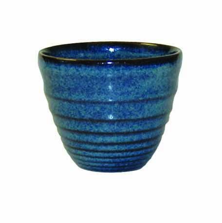Sapphire Ripple Chip Mug 10Oz 12/box