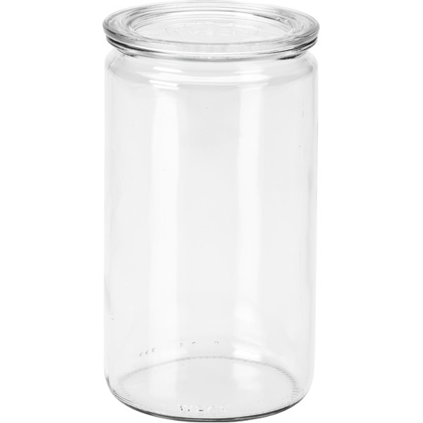 Weck Cylinder Shape 1590 ml 6/box